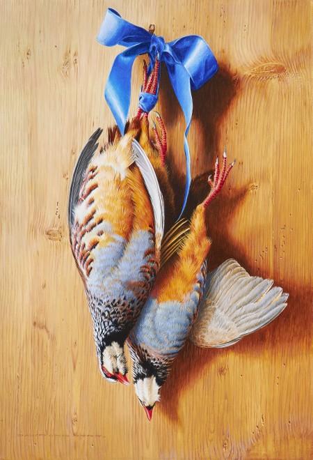 David Ord Kerr, Red-legged Partridge