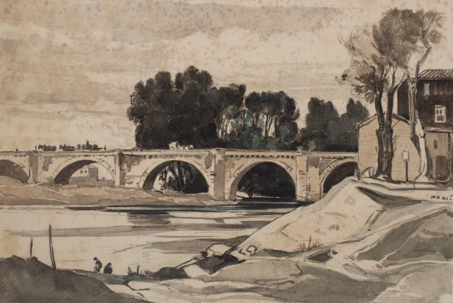Bridge in Southern France