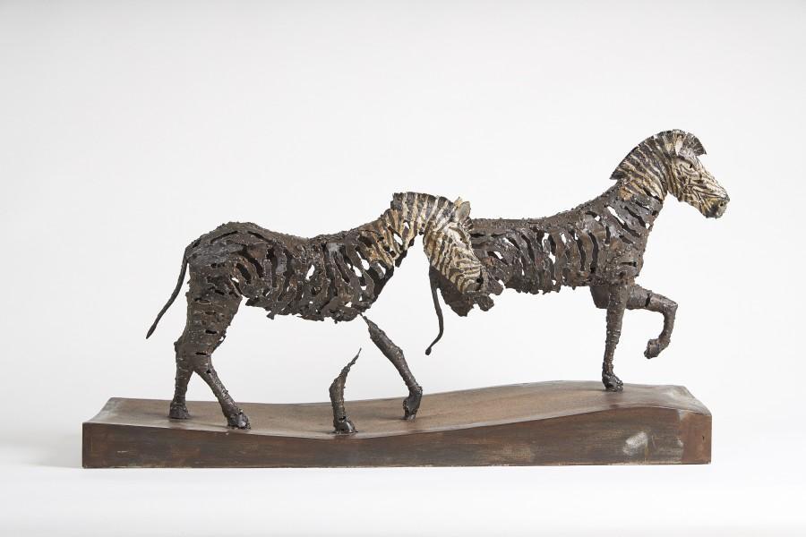 Pascal Chesneau, Two Zebra