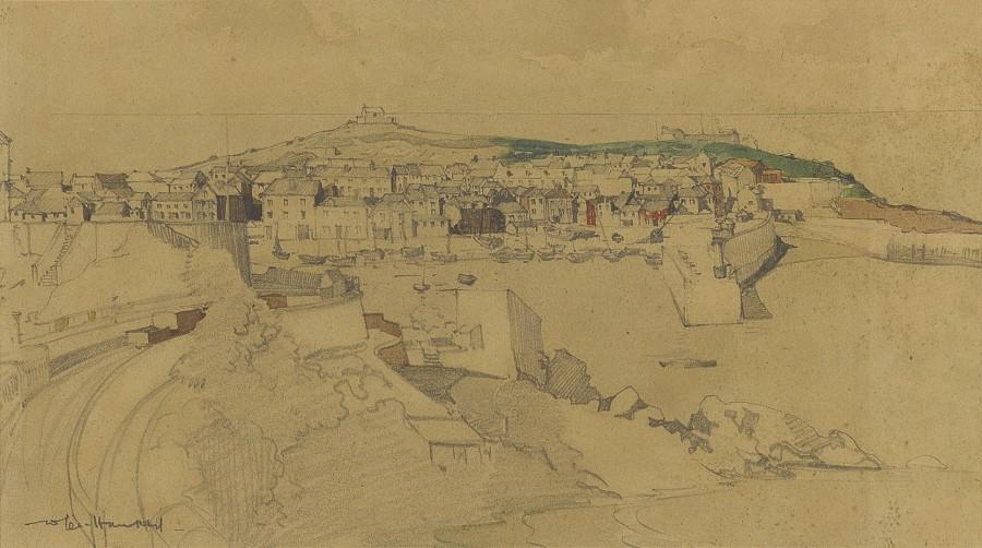 William Lee Hankey, St. Ives