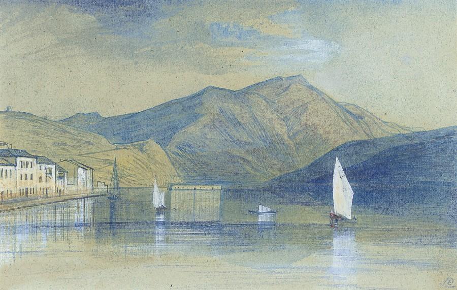 Edward Lear, Ithaca