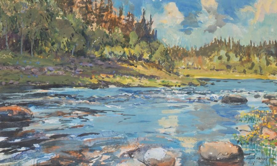Tim Scott Bolton, Kitza, Bear Rapids