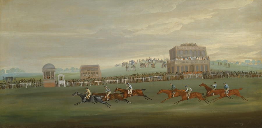 David Dalby of York, York races: A sweepstake of 20 gns, 17 May, 1819
