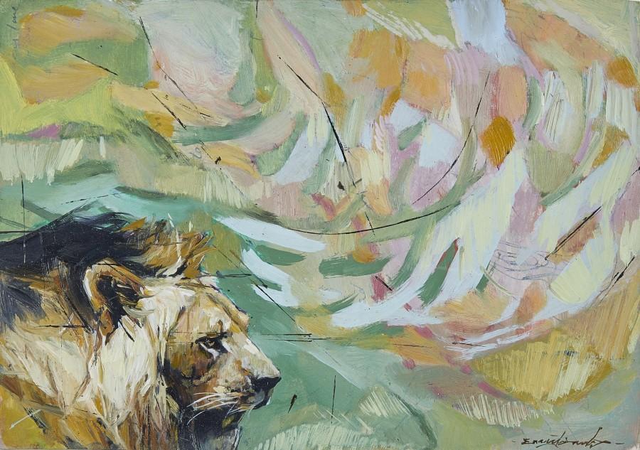 Emily Lamb, Ngorongoro