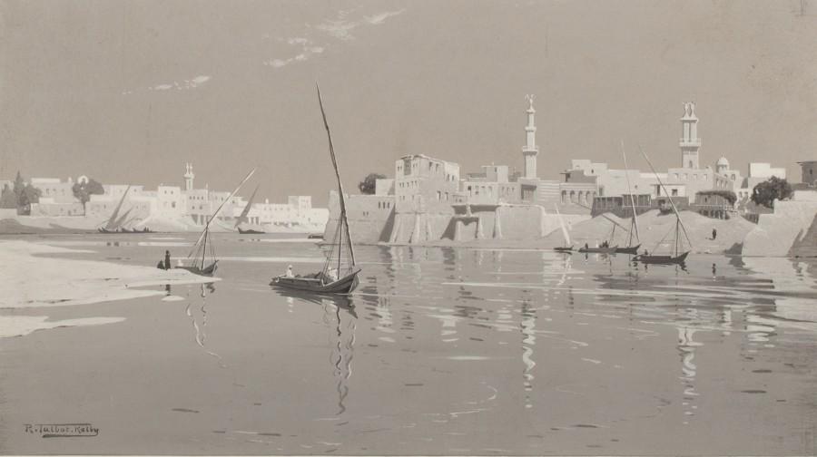 Robert George Talbot Kelly, Zifta & Mit Ghamr, Egypt