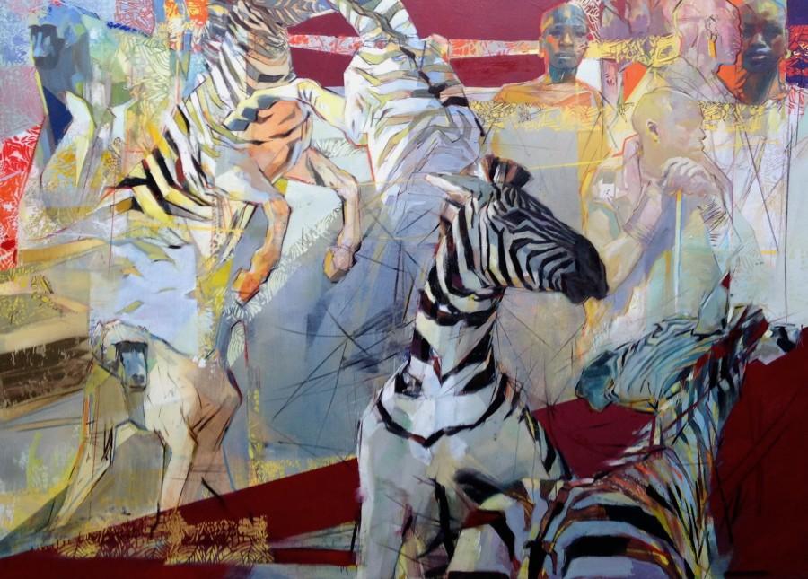Emily Lamb, Zebra