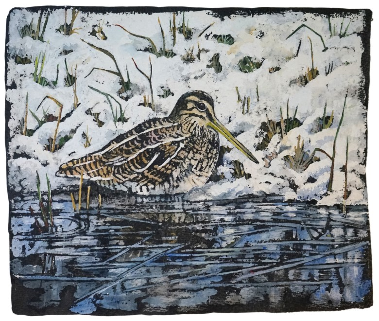 Emma Faull, Winter Snipe