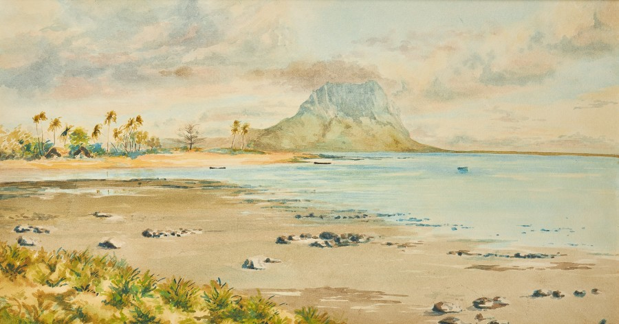 English School (20th Century), Le Morne Brabont, Mauritius