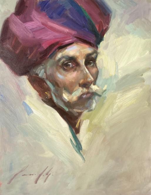 Marcus Hodge, Marwari horse trader