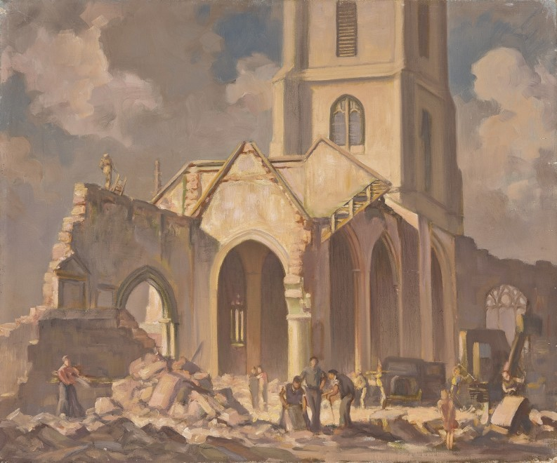 The passing of St. Andrews Church, Worcester