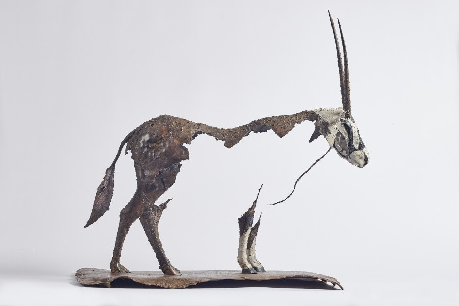 Pascal Chesneau, Oryx