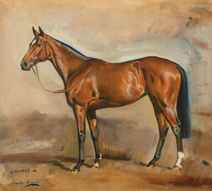 Charles Church, Study of Enable