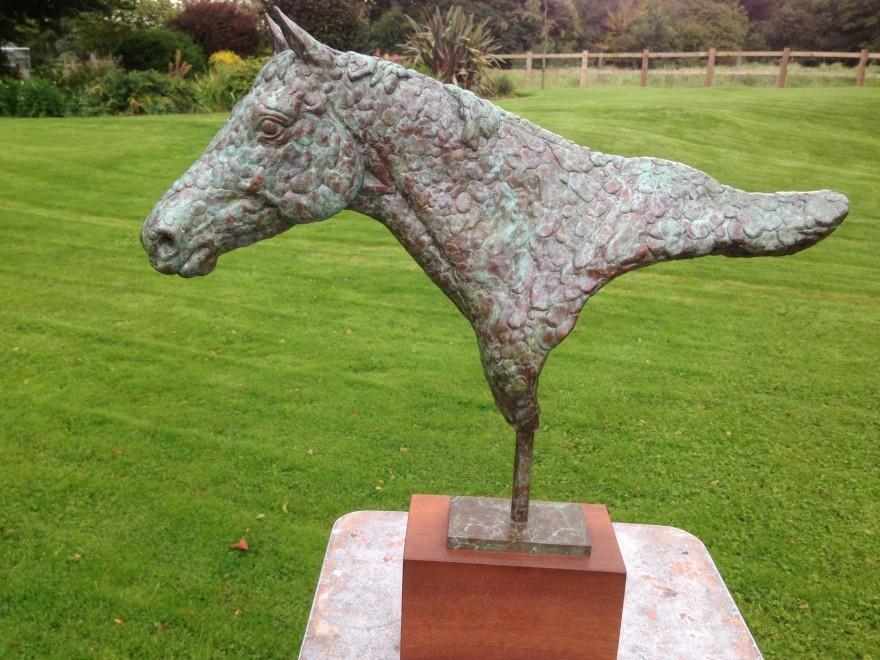 William Newton, Horse head