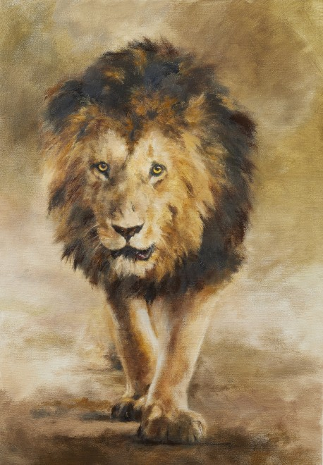 Mandy Shepherd, Lion