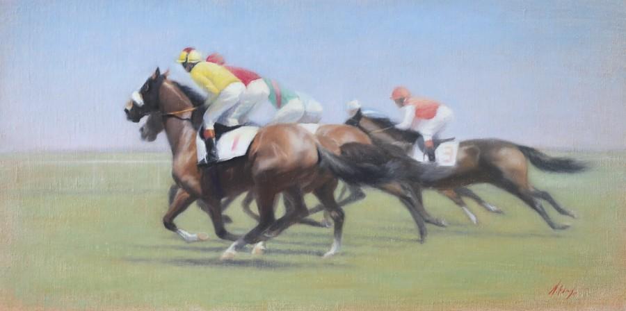 Nichola Eddery, Racing colours