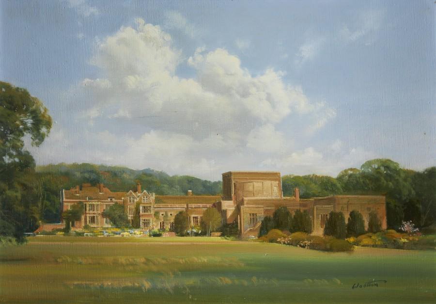 Frank Wootton, Glyndebourne