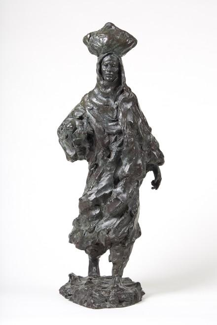 Domenica de Ferranti, Woman with a basket