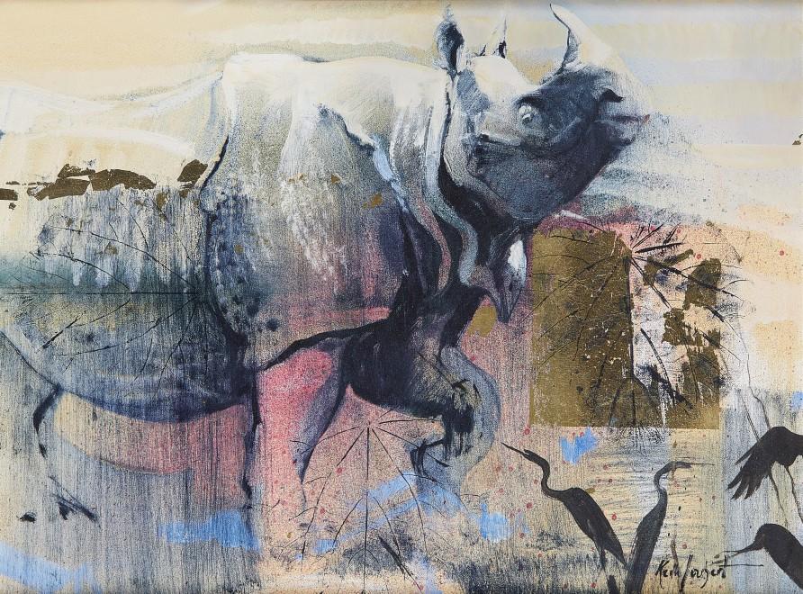 Keith Joubert, Assam Rhino