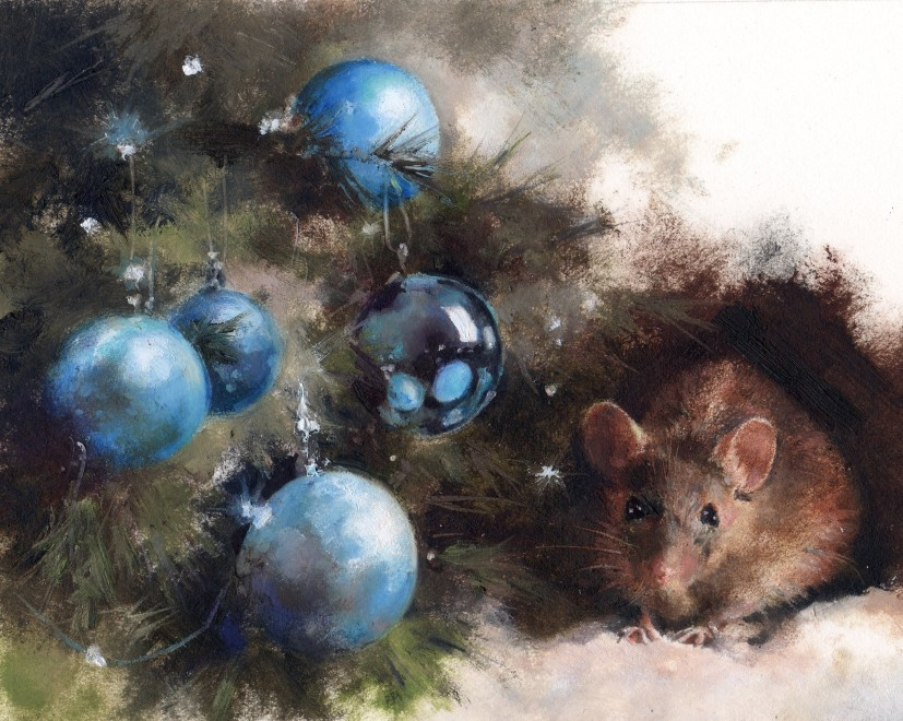 Mandy Shepherd, Christmas Mouse