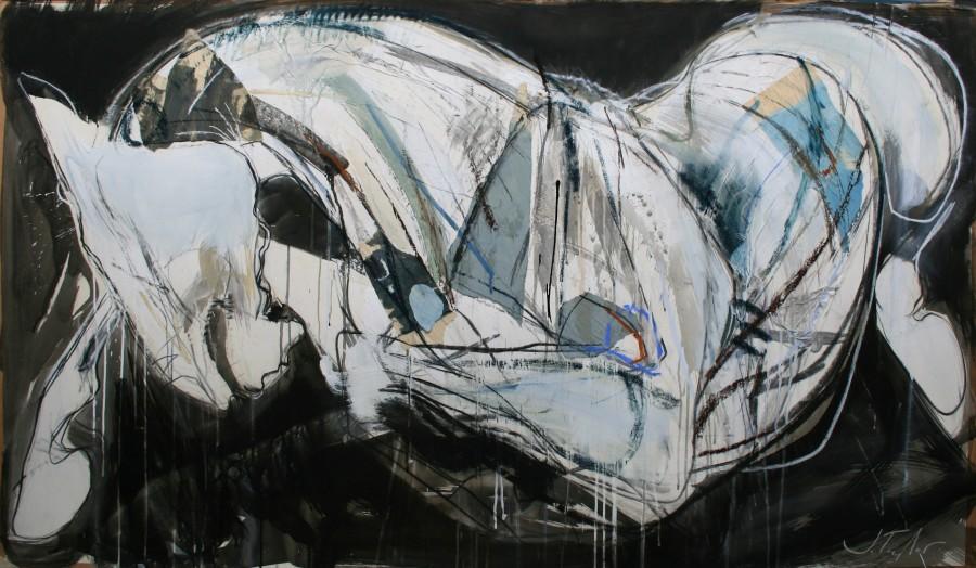 Jo Taylor, The ships horse
