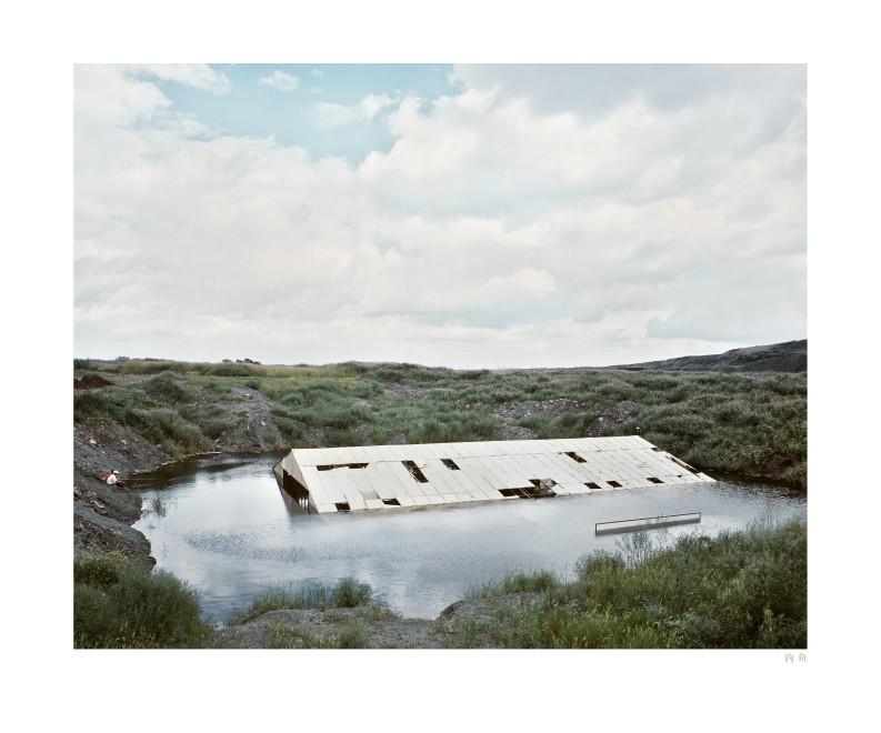 李勇 《钓鱼》  Li Yong Fishing  2008