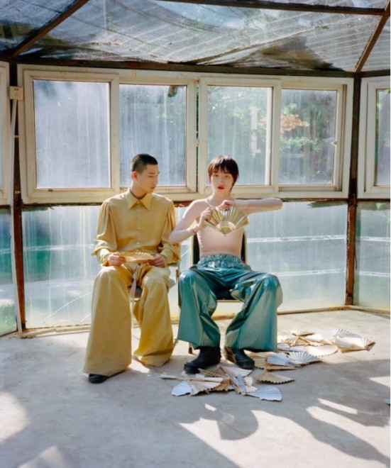 Liu Shuwei,The Gardenseries, Published in ELSEWHERE, 2017