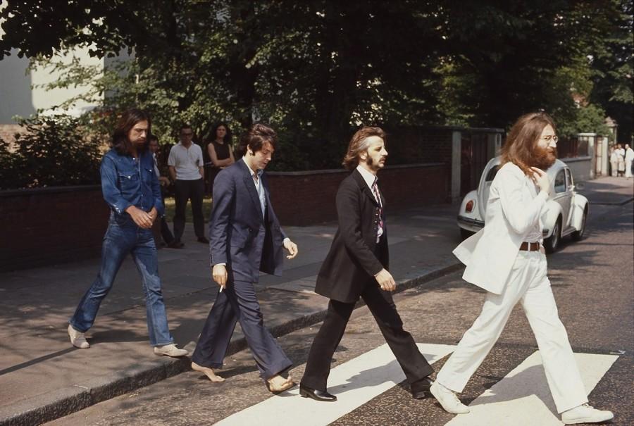 《披头士乐队》,琳达·麦卡特尼 © 保罗·麦卡特尼