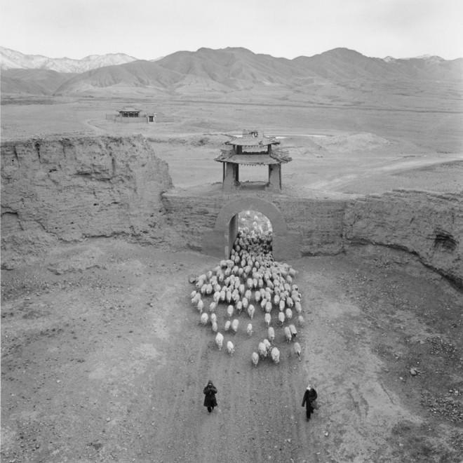 张晋《丝路一季》  Zhang Jin A Season on the Silk Road  2010 - 2011
