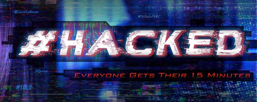 Tim Nardelli, #Hacked , 2017