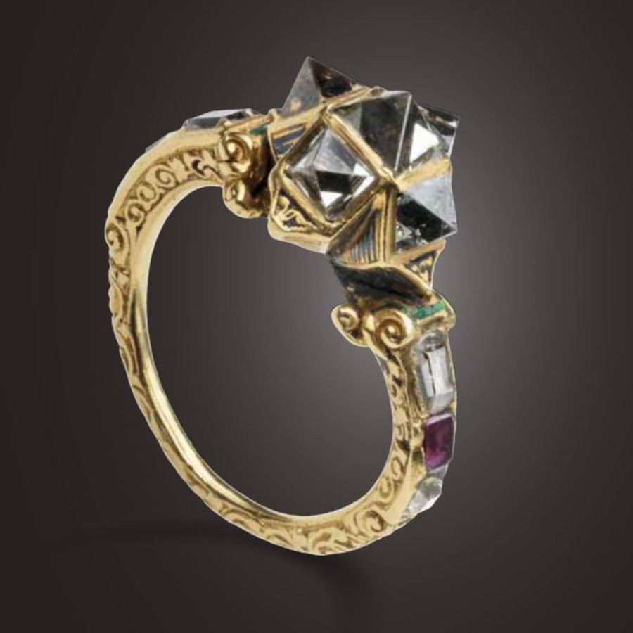Diamonds, The Collection of Benjamin Zucker