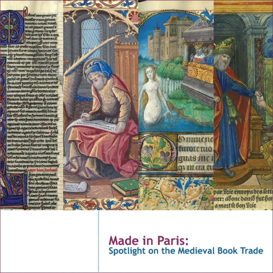 Made in Paris: Spotlight on the Medieval Book Trade