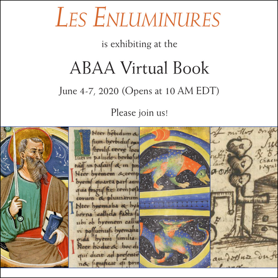 ABAA Virtual Book Fair 2020