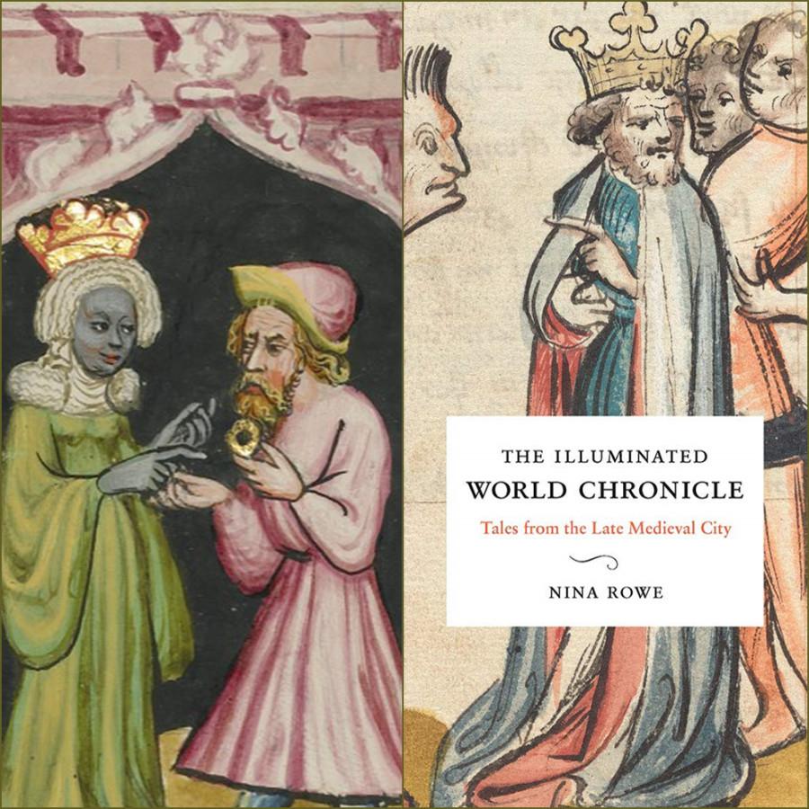 The Illuminated World Chronicle with Nina Rowe