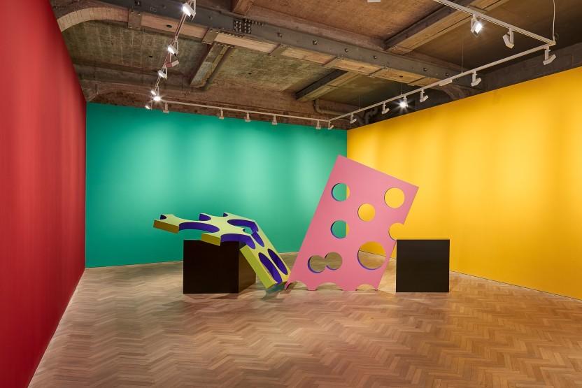 Phillip King: Colour on Fire & Ceramics 1995-2017