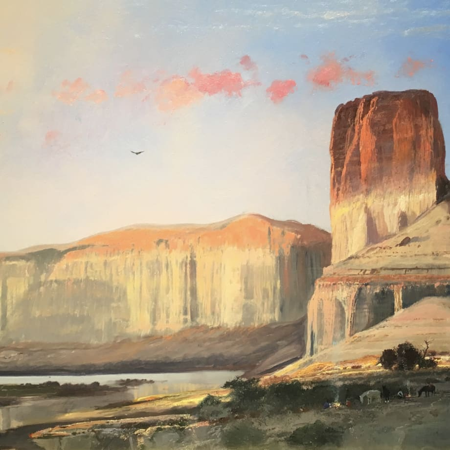 Michael Coleman, Green River, Wyoming