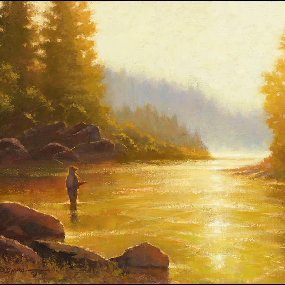 David Evans, A GLIMPSE OF HEAVEN