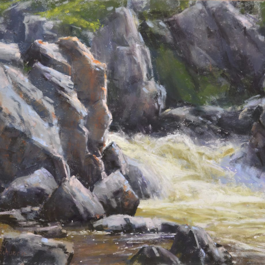 Aaron Schuerr, Firehole Canyon