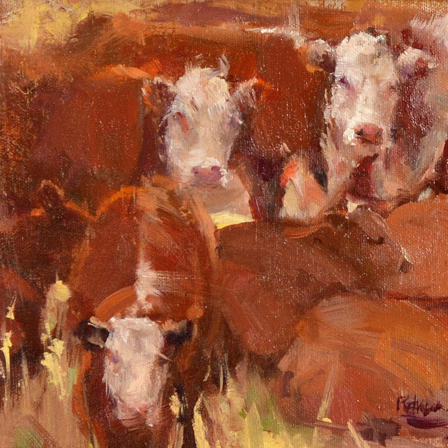 Lori Putnam, COW PILE