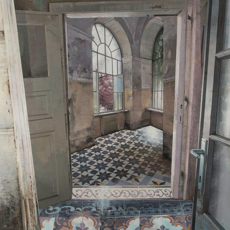 Matteo Massagrande, Room at the Corner, 2016