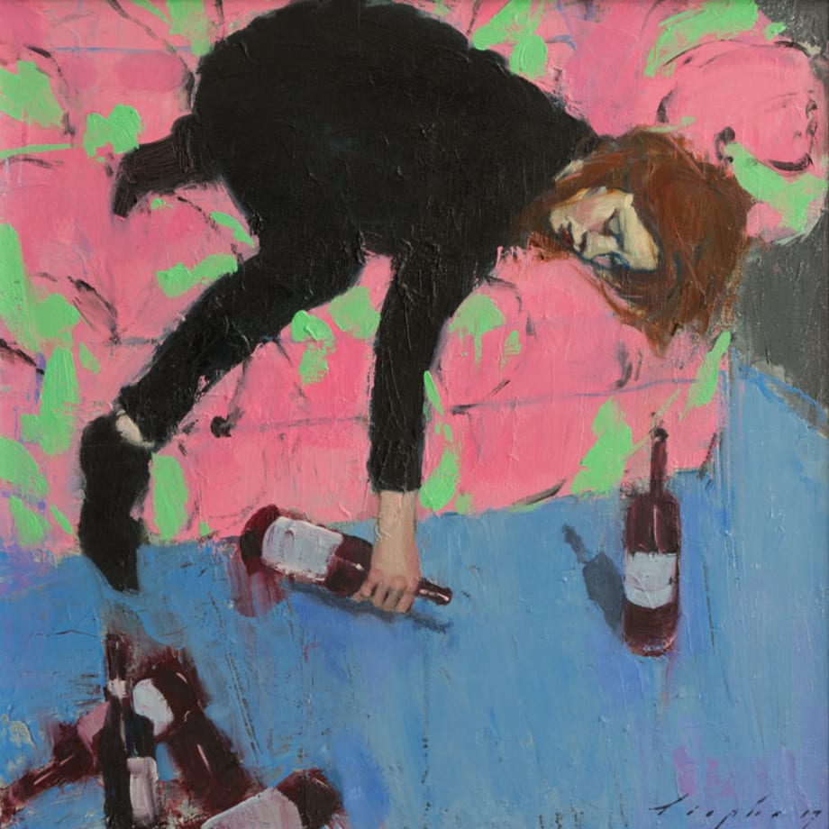 Malcolm Liepke, End of the Night, 2017
