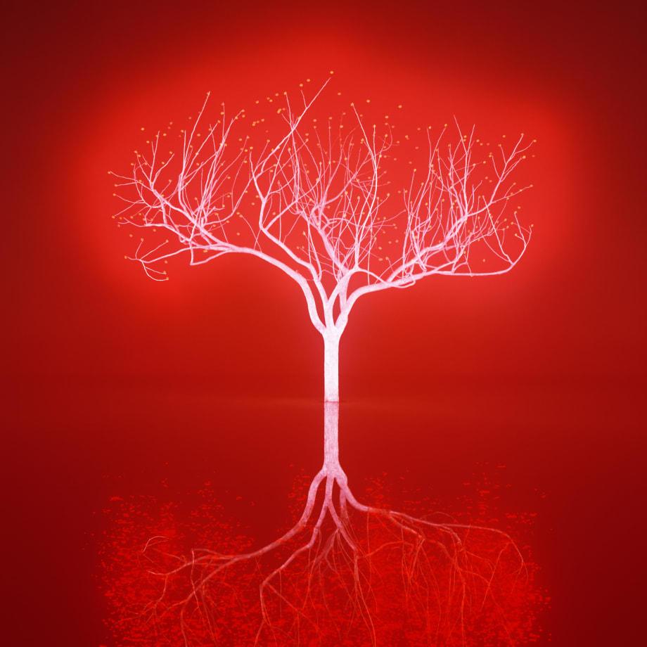 Lee Jeonglok, Tree of life 6-1 (ed 1/7), 2017