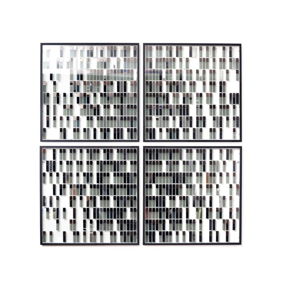 Hong Sungchul, Perceptual Mirror 0711, 2017