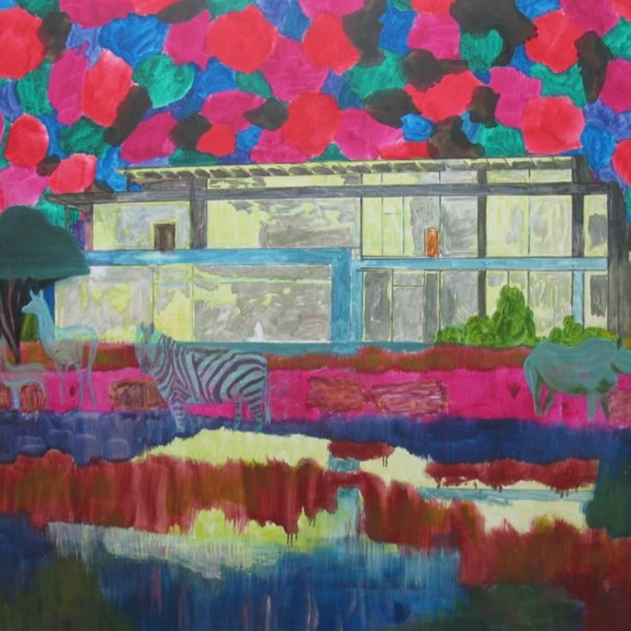 Eleanor Moreton, House, 2019