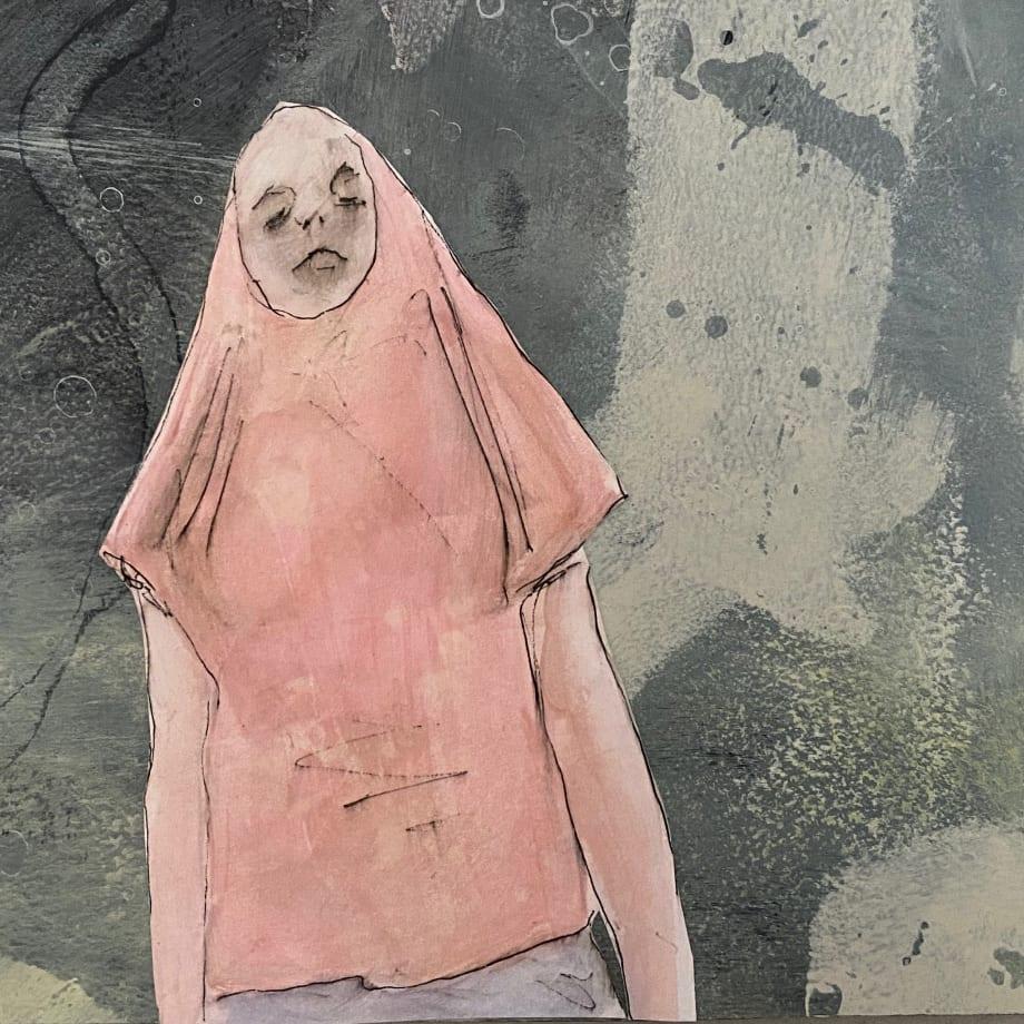 Elizabeth Stewart, Exercise Three Untitled 6, 2020