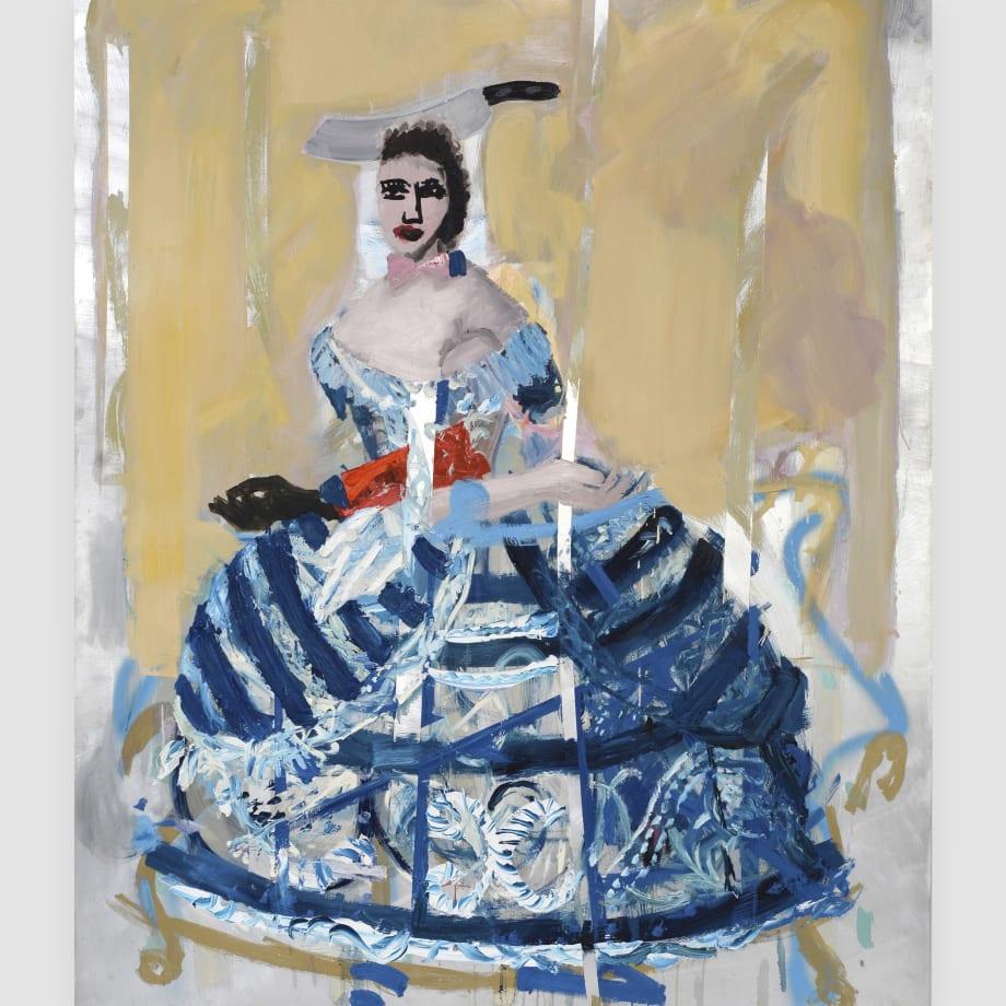 Alida Cervantes, La trágica, 2020