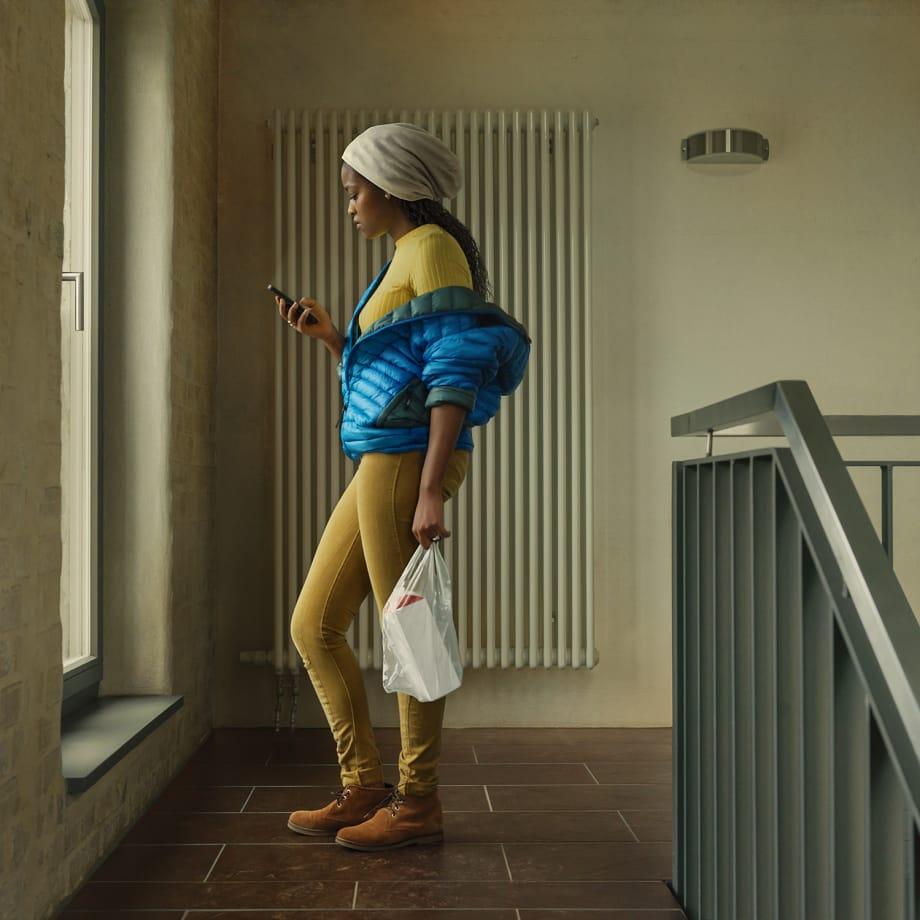 Katerina Belkina, Besrat - Good News, 2017