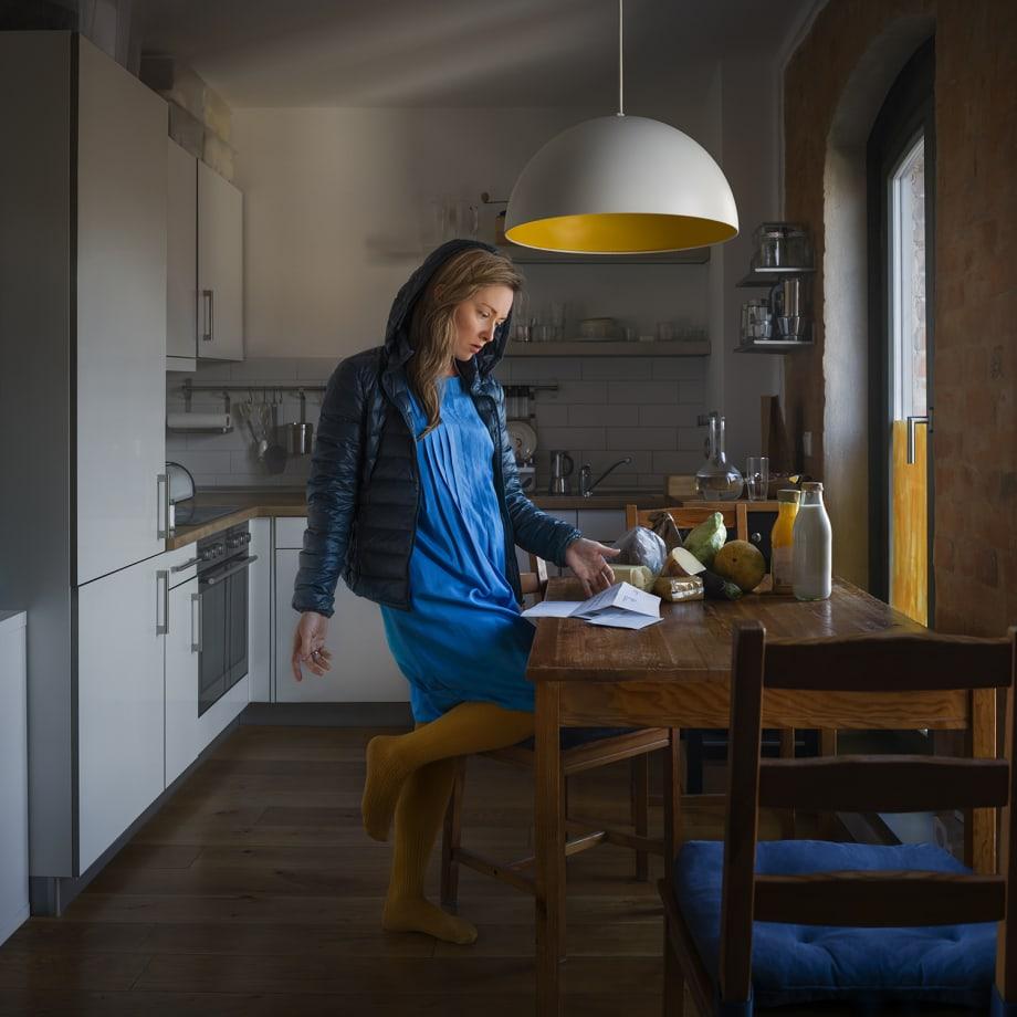 Katerina Belkina, Kitchen Story, 2018