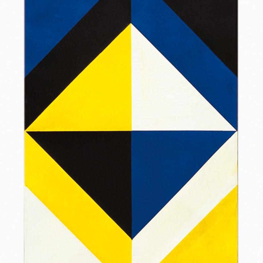 Max Bill, auswechslungen II, 1965
