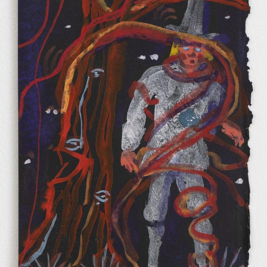 Maia Cruz Palileo, The Pilgrim & The Liana, 2021