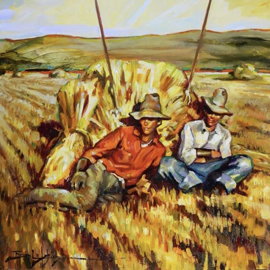 Beth Loftin, FARM BREAK